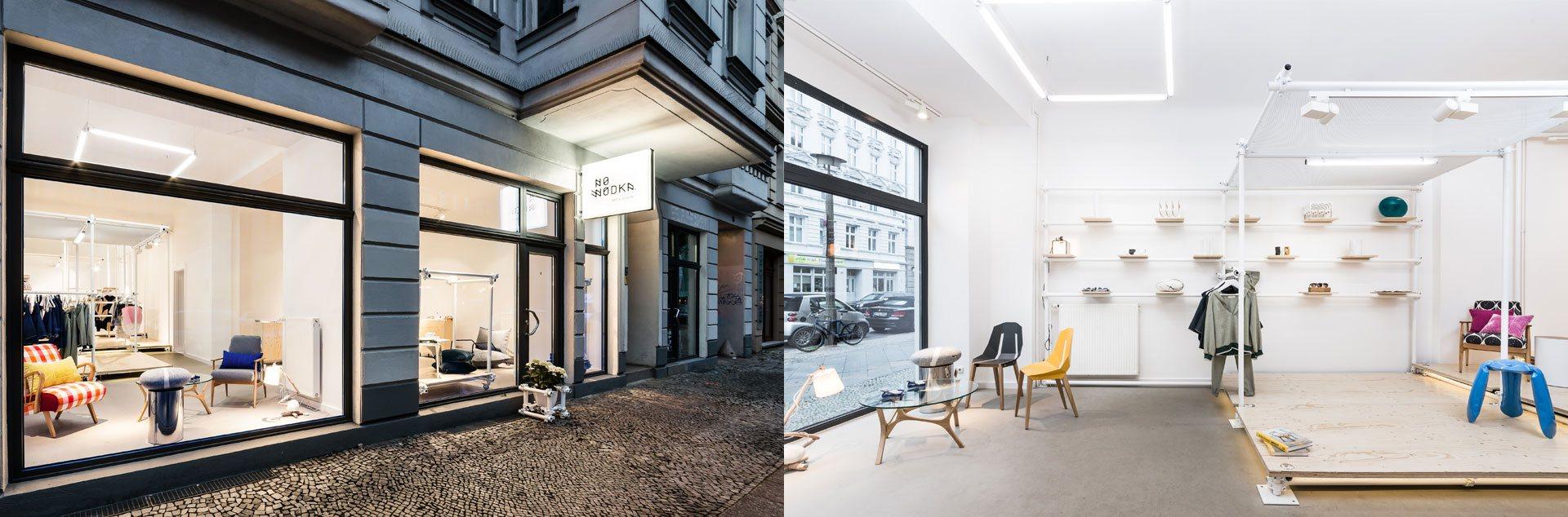 no wÓdka - concept store / polnisches design laden in berlin