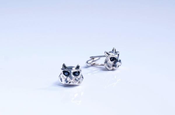 jewellery, cufflinks, WILD CATS - Zdjecie 09.11.2014 17 51 221 600x395