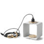 , LAMPE LAMPANIA - lampania white fs 3700 90x90
