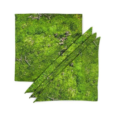 wohntextilien, wohnen, servietten, hochzeitsgeschenke, greenery, MOOS SERVIETTEN - serviettes packshot M 470x470