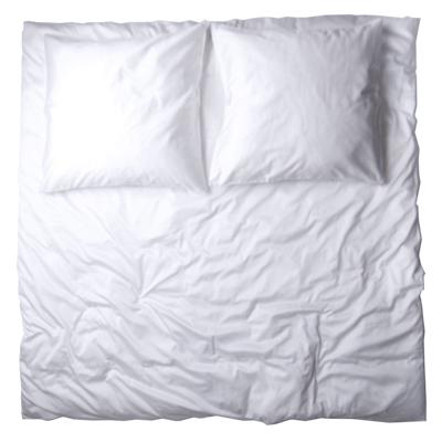 , BED LINEN WHITE - Bettwäsche EVENCKI weiß