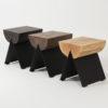 tische, hocker, mobel, wohnen, hochzeitsgeschenke, 1/2 HOCKER - black options 2 100x100