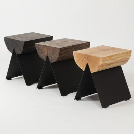 tische, hocker, mobel, wohnen, hochzeitsgeschenke, 1/2 HOCKER - black options 2 470x470