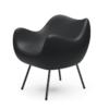 sessel, mobel, wohnen, RM58 MATT - RM58 matt black 075 1 100x100