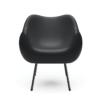 sessel, mobel, wohnen, RM58 MATT - RM58 matt black front 1 100x100