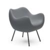 sessel, mobel, wohnen, RM58 MATT - RM58 matt gray 075 1 100x100