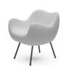 sessel, mobel, wohnen, RM58 MATT - RM58 matt white 075 1 100x100