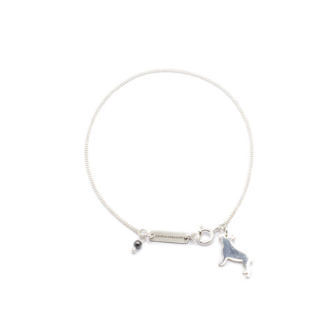 , BRACELET FRENCH BULLDOG | SILVER - 4 2 470x470