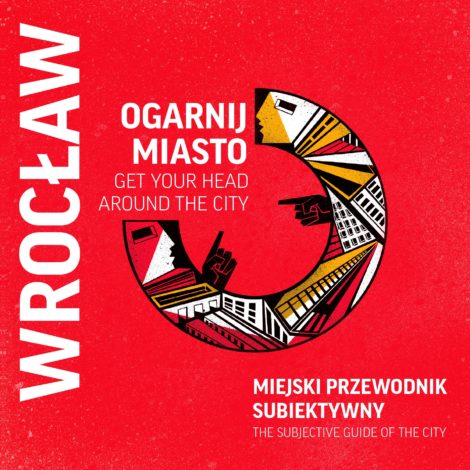 to-read, guides, books-en-en, GUIDEBOOK WROCŁAW - okladka om wroc 1381314297 470x470