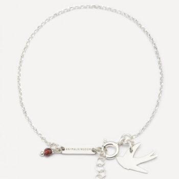 schmuck, anhaengern, KETTE KATZE | VERGOLDET - srebrna bransoletka na lancuszku 350x350