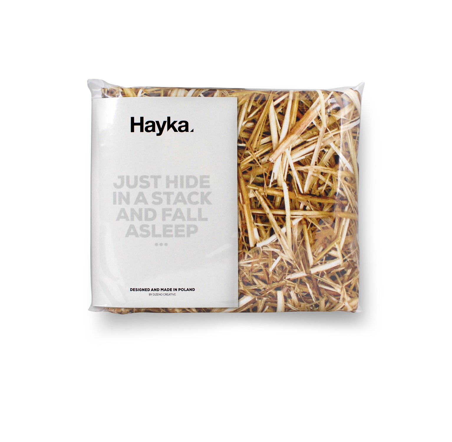 straw pillowcase big package packshot