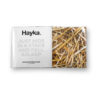 home-fabrics, wedding-gifts, interior-design, bed-linen, HAYKA STRAW PILLOWCASE - straw pillowcase small package packshot 100x100