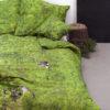 wohntextilien, wohnen, hochzeitsgeschenke, greenery, bettwaesche, HAYKA MOOS BETTWÄSCHE - mech posciel 2 100x100