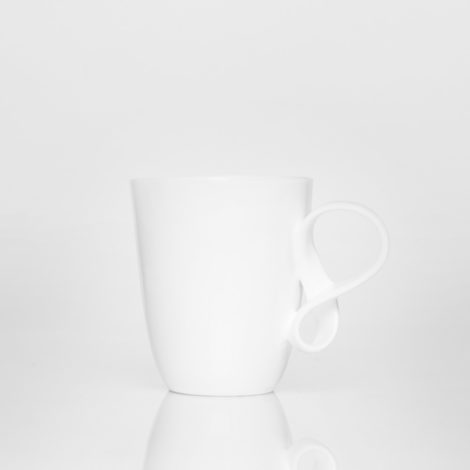 , SMALL MOBIUS CUP - WHITE - 1 mobius bialy 470x470