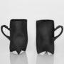 , TRIDENT CUP - BLACK - 2wysokie czarne2 90x90