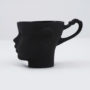 , DOLL HEAD CUP - BLACK - dollhead black side 90x90