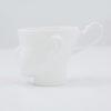 tassen, porzellan_und_keramik, wohnen, TASSE DOLL HEAD - WEIß - dollhead white side 100x100
