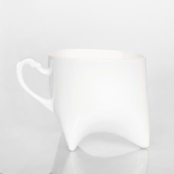 cups, porcelain_and_ceramics, wedding-gifts, interior-design, ESPRESSO CUP - WHITE WITH PLATINUM - duzy bialy 350x350