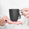 cups, porcelain_and_ceramics, interior-design, SMALL MOBIUS CUP - BLACK - mob czarny2 100x100
