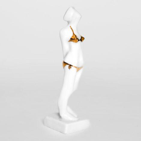 figuren, STEHENDE SCHWIMMERIN FIGUR - pływaczka stojąca 470x470