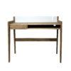 desks, WORK DESK - workdesk front frei 100x100
