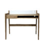 , WORK DESK - workdesk front frei 90x90