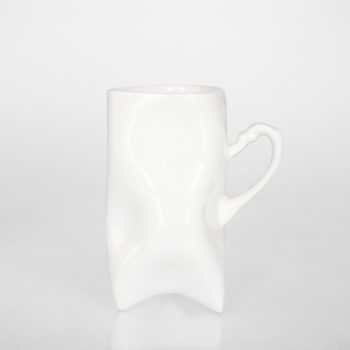 wohnen, tassen, porzellan_und_keramik, TASSE TRIDENT - WEISS - wysoki bialy1 350x350
