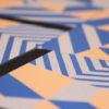 skizzenbuecher, sale, papierartikel, SKIZZENBUCH PAPER LOVE ECO GEOMETRIC - 32 100x100