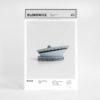 paper-cut-outs, papierartikel, BLOKOWICE | SPODEK - 1.kit spodek zupagrafika 100x100