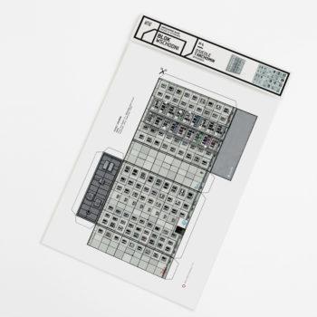 papierartikel, paper-cut-outs, EASTERN BLOCK | OSIEDLE TARCHOMIN - 12 350x350