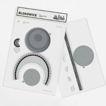 paper-goods, paper-cut-outs-en, BLOKOSHKA - kitB spodek zupagrafika 350x350