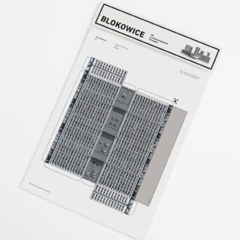 papierartikel, paper-cut-outs, BLOKOWICE | SUPERJEDNOSTKA - kitB superjednostka zupagrafika 350x350