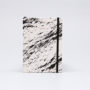 , NOTEBOOK PAPER LOVE ECO MARBLE WHITE - marble white 1 90x90
