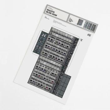 papierartikel, paper-cut-outs, MIASTO BLOK-HOW | HOTEL POLONEZ ORBIS - polonez1 350x350