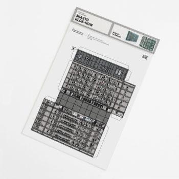 papierartikel, paper-cut-outs, MIASTO BLOK-HOW | BUDYNEK TELEWIZORY - telewizory11 350x350
