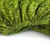 wohntextilien, wohnen, spannbettlacken, hochzeitsgeschenke, greenery, HAYKA MOOS SPANNBETTLAKEN - bedsheet moss closeup 2 100x100