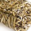 wohntextilien, wohnen, spannbettlacken, hochzeitsgeschenke, HAYKA STROH SPANNBETTLAKEN - bedsheet straw closeup 1 100x100