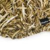 wohntextilien, wohnen, spannbettlacken, hochzeitsgeschenke, HAYKA STROH SPANNBETTLAKEN - bedsheet straw closeup 2 100x100