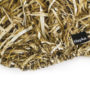 , STRAW FITTED SHEET - bedsheet straw closeup 2 90x90