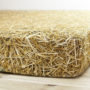 , STRAW FITTED SHEET - bedsheet straw corner 2 90x90