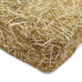 , STRAW FITTED SHEET - bedsheet straw corner 90x90