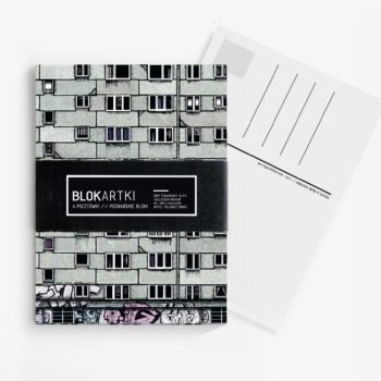 , BLOCARDS POZNAŃ | POSTCARD SET - 1 350x350
