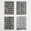 postkarten-und-grusskarten, papierartikel, BLOCARDS POZNAŃ | POSTKARTEN SET - 3 100x100