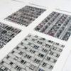 postkarten-und-grusskarten, papierartikel, BLOCARDS POZNAŃ | POSTKARTEN SET - 5 100x100