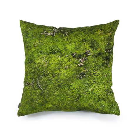 , MOSS PILLOW - mech cushion 40x40  470x470