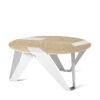 tische, mobel, wohnen, MOBIUSH BEISTELLTISCH | EICHE - mobiush oak white fs 3700 100x100