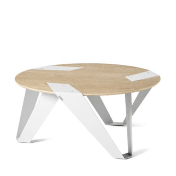 , MOBIUSH COFFEE TABLE | OAK - mobiush oak white fs 3700 350x350