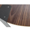 tables, furniture, interior-design, MOBIUSH COFFEE TABLE | WALNUT - mobiush walnut graphite dt 3700 100x100