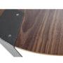 , MOBIUSH BEISTELLTISCH | WALNUSS - mobiush walnut graphite dt 3700 90x90