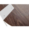 tables, furniture, interior-design, MOBIUSH COFFEE TABLE | WALNUT - mobiush walnut white dt 3700 100x100